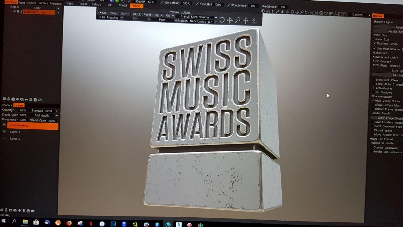 Schweizer Musik-Cervelats mit Betonsteinen bewerfen? |